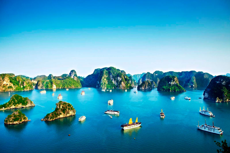 LSR1 Superior Package: Hanoi – Ha Long Bay 4days 3 nights