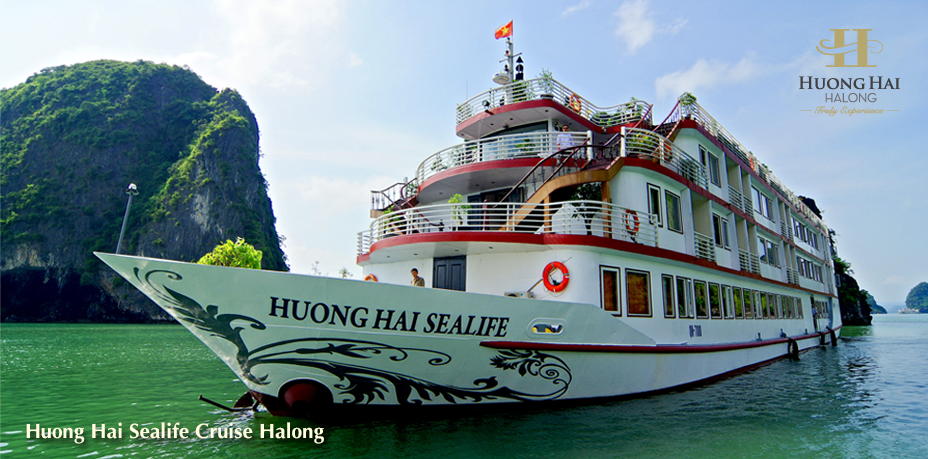 Huong Hai Sealife Cruise 2 Days 1 Night (Top Recommended)